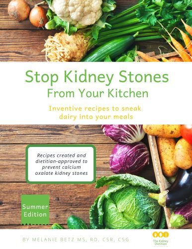 RECIPES FOR KIDNEY STONE PATIENTS | Kidney Stone Evaluation And Treatment  Program